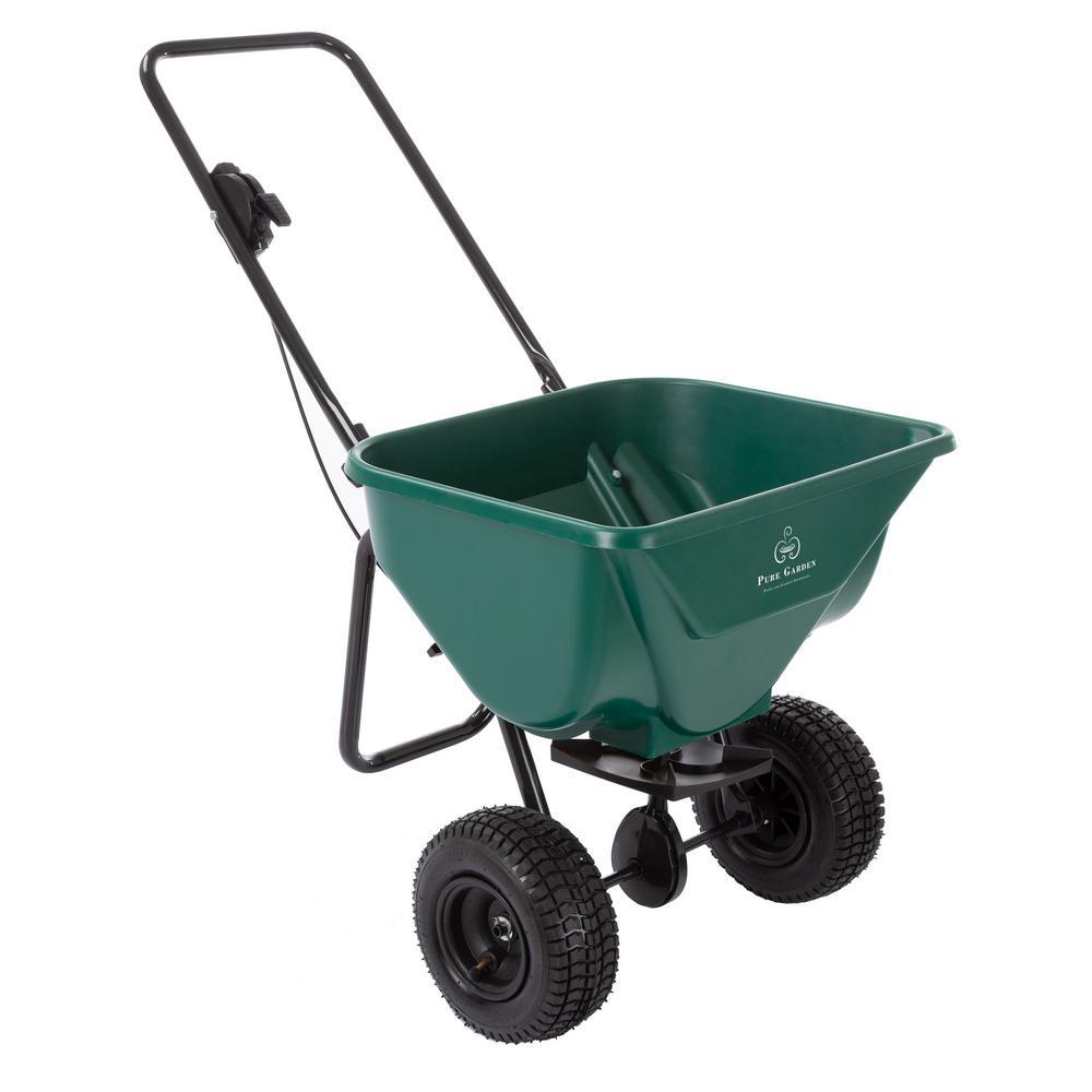 66 lbs. Lawn and Garden Spreader