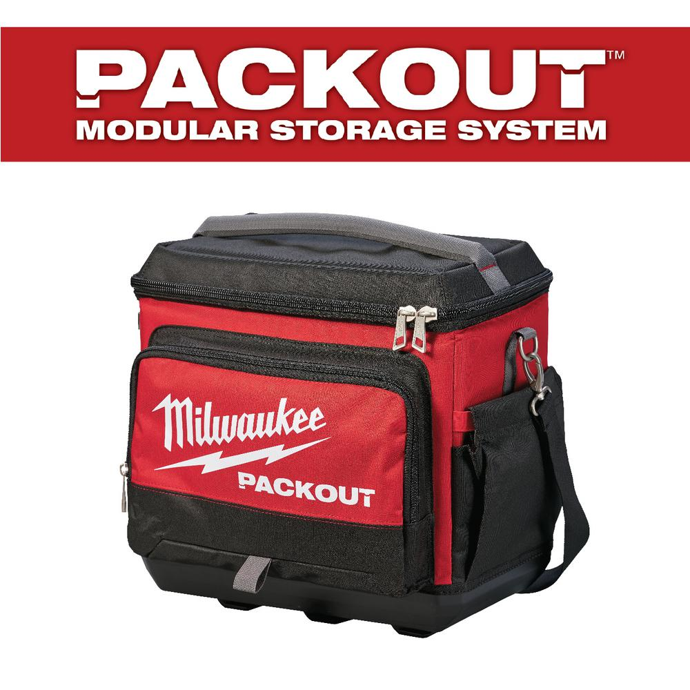 Milwaukee 15.75 inch PACKOUT Cooler Bag