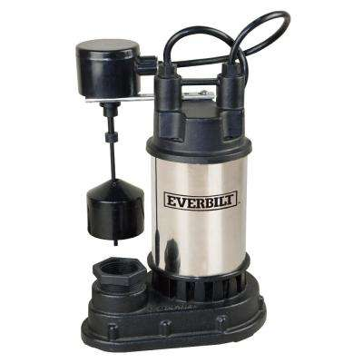 Submersible Sump Pumps - Sump Pumps - The Home Depot