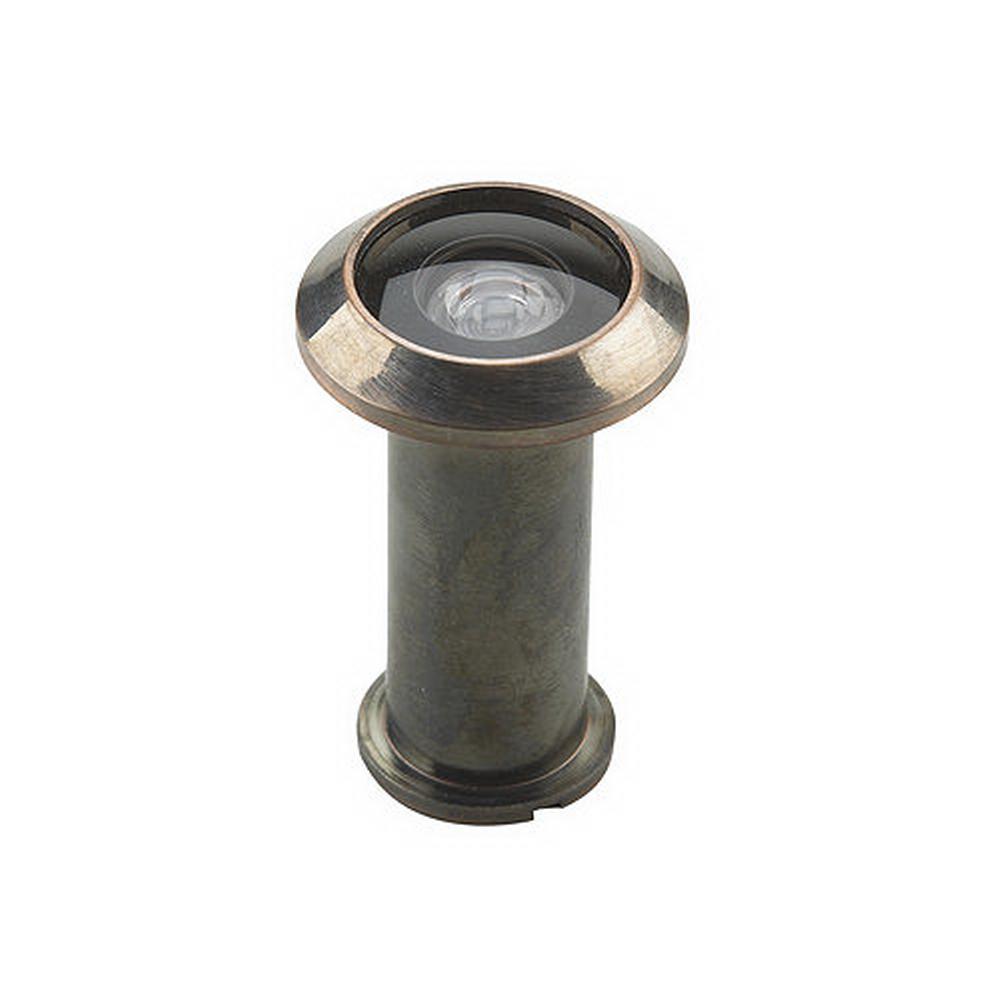 9/16 in. 200-Degree Oil Rubbed Bronze Door Viewer