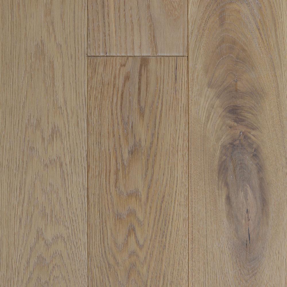 Blue Ridge Hardwood Flooring Take Home Sample - Castlebury Wimborne Euro Sawn White Oak Solid Hardwood Flooring - 5 in. x 7 in.
