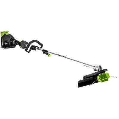 15 in. 58-Volt 2 Ah Battery Lithium Cordless Electric Grass String Trimmer