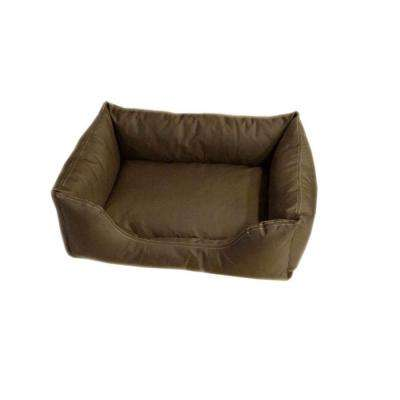 Brutus Tuff Kuddle Small Olive Lounge Bed
