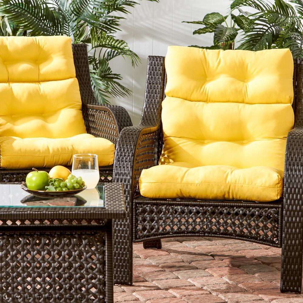 Greendale Home Fashions Solid Sunbeam, Sunbeam Patio Furniture