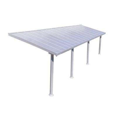 Gala 10 ft. x 30 ft. Patio Cover Awning
