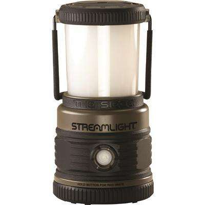 3.8 in. x 7.25 in. Coyote The Siege LED Lantern Uses 3 D-Cell Batteries