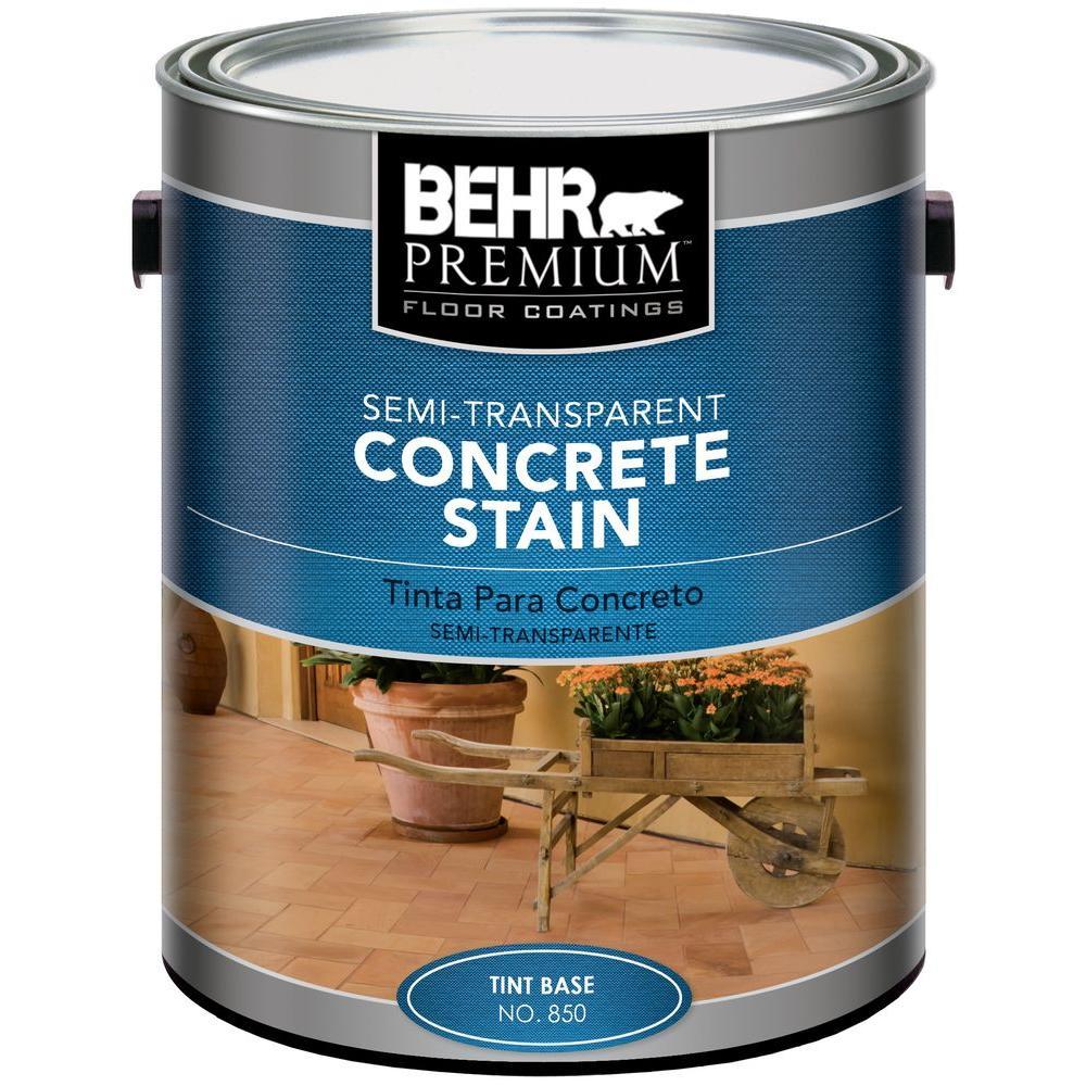 Behr concrete stain – marisablair. Me.