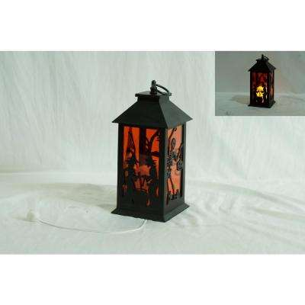 Halloween LED Plastic Lantern