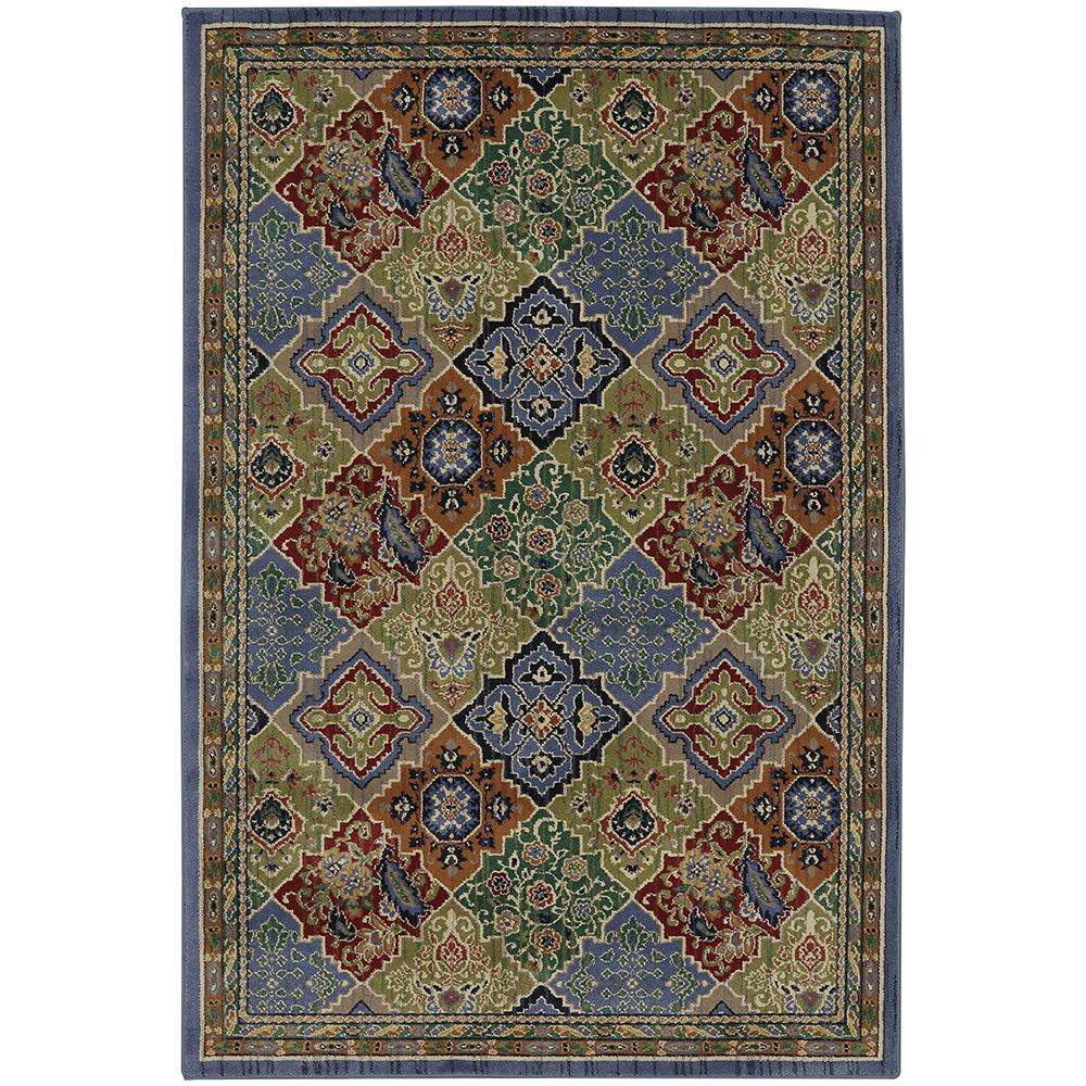Mohawk Home Johnson Periwinkle 8 Ft. X 11 Ft. Area Rug