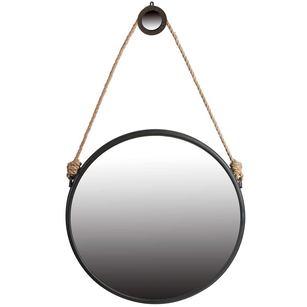 29.5 in. x 29 in. Framed Mirror