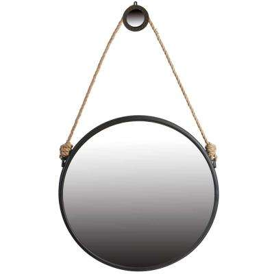 29.5 in. x 29 in. Framed Mirror