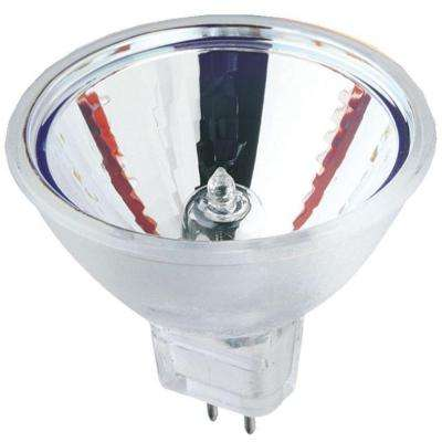 50-Watt Halogen MR16 Clear Lens Low Voltage GU5.3 Base Narrow Flood Light Bulb