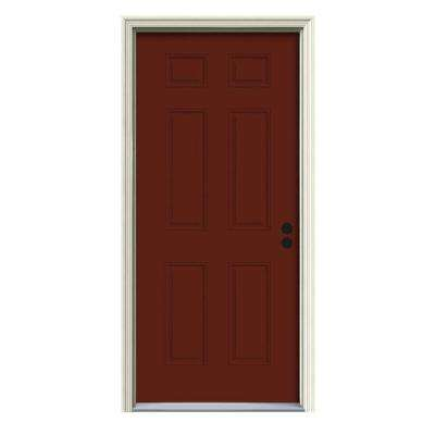Assorted Colors Front Doors Exterior Doors The Home Depot