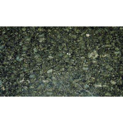 Emerald Green 18 in. x 31 in. Polished Granite Floor and Wall Tile (7.75 sq. ft. / case)