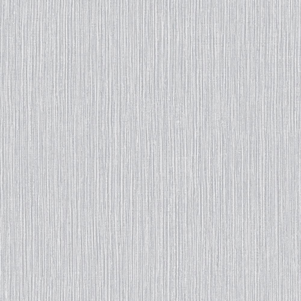 Arthouse Raffia Silver Un-Pasted Wallcovering 670901