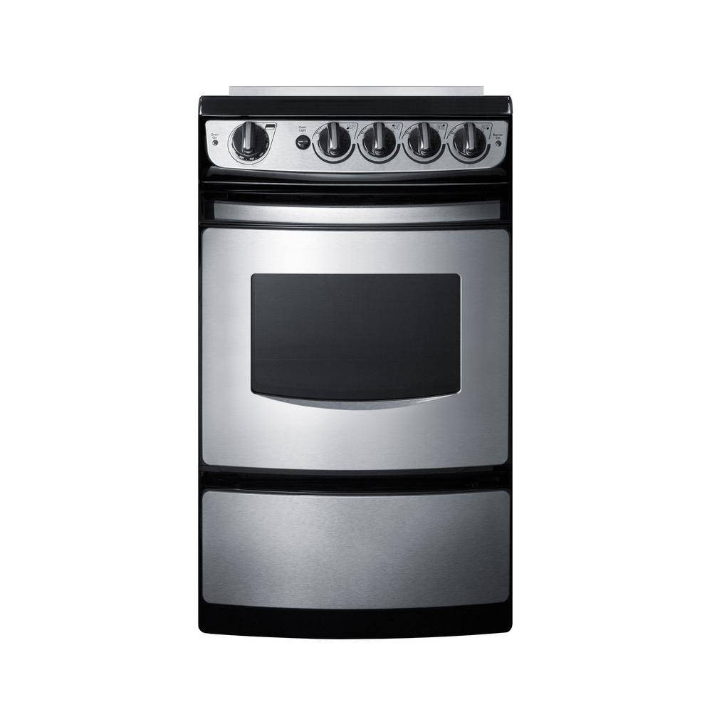 20 in. - Electric Ranges - Ranges - The Home Depot