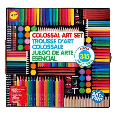 Artist Studio Colossal Art Set