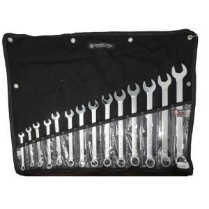 Wright Tool WrightGrip 12-Point Combination Wrench Set (14-Piece) by Wright Tool