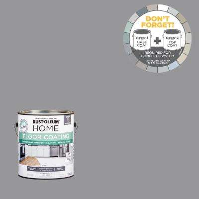 1 gal. Aged Gray Interior Floor Base Coating