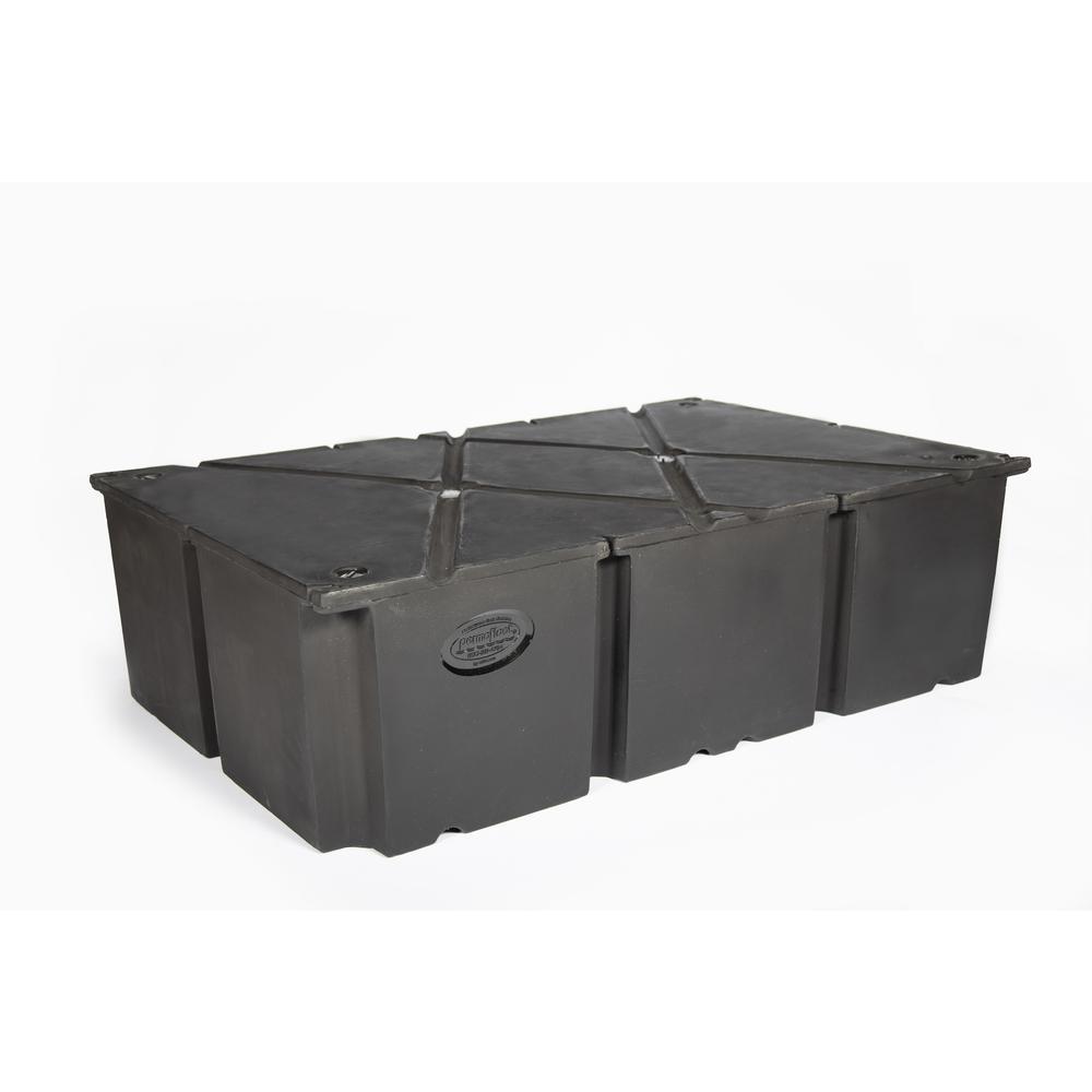 36 in. x 72 in. x 16 in. Dock System Float Drum