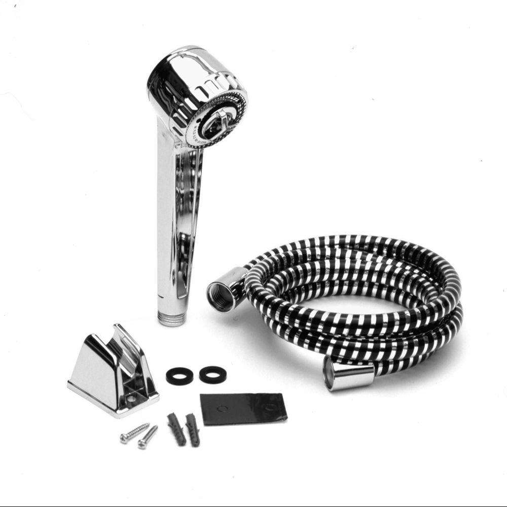 DANCO Hand Held Shower Assembly in Chrome-DISCONTINUED