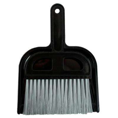 Interior Broom and Dust Pan