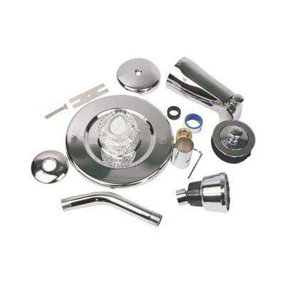 Rebuild Kit for Moen Single Lever Faucet in Chrome