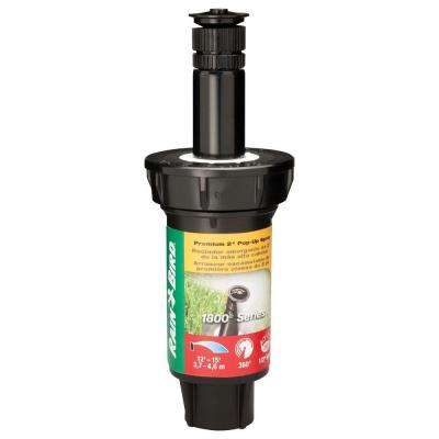 1802 Spray 2 in. Adjustable Pattern Pop-Up Sprinkler Head