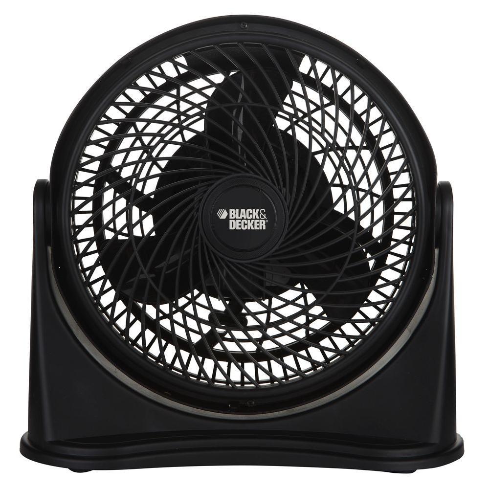 BLACK+DECKER 8 in. High Velocity Turbo Fan-DISCONTINUED