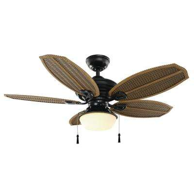 Coastal Ceiling Fans Lighting The Home Depot