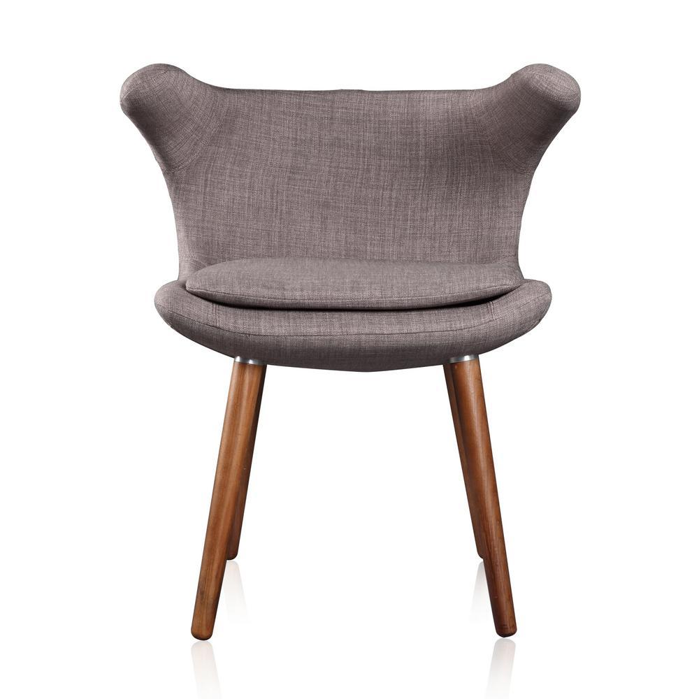Grey Clipper Chair