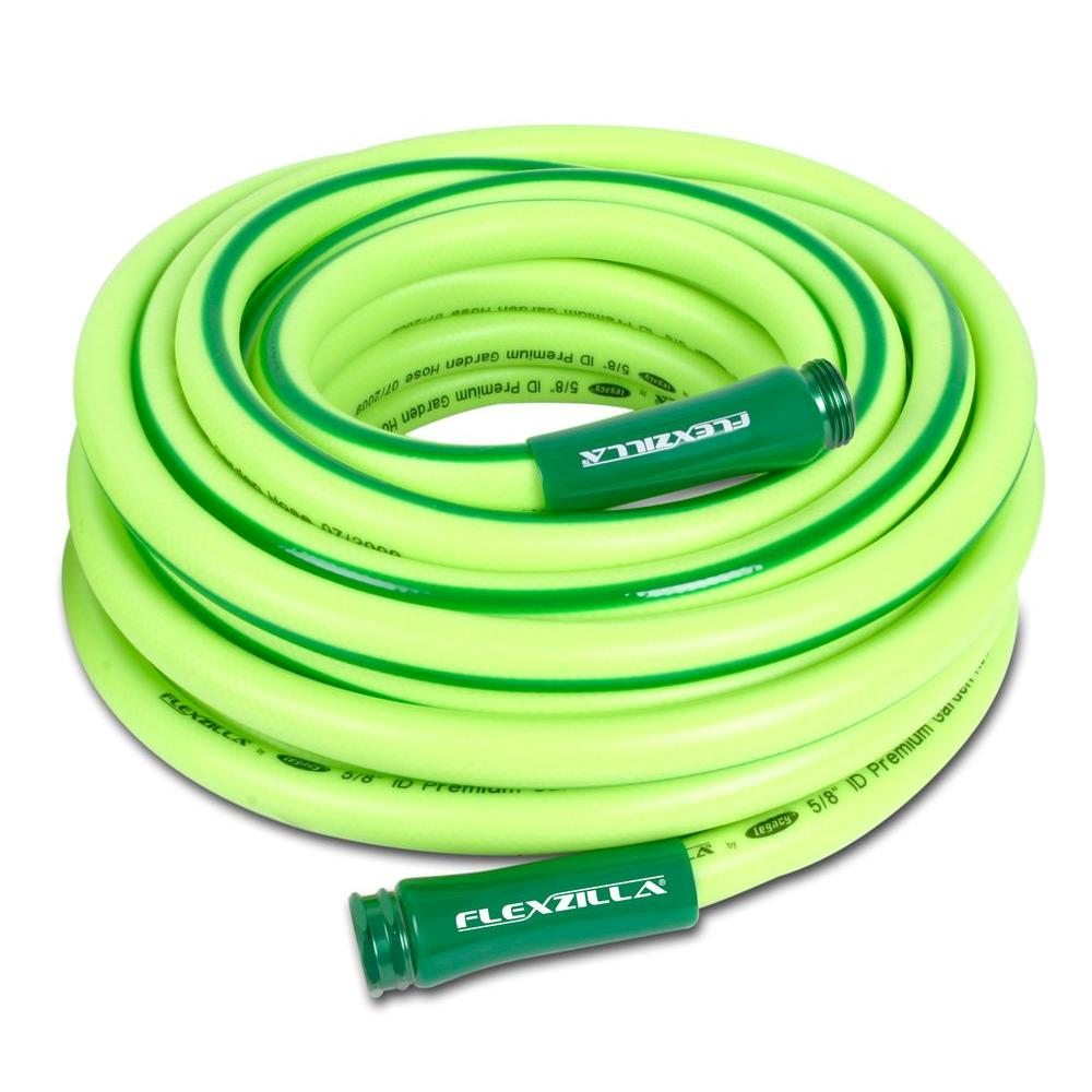 Legacy 5/8 in. x 50 ft. ZillaGreen Garden Hose with 3/4 in. GHT Ends