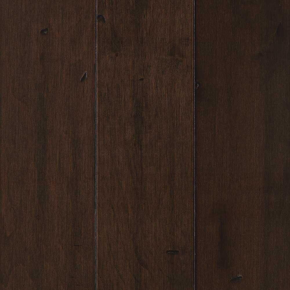 Mohawk landings view dark port 3 8 in thick x 5 in wide for Mohawk wood flooring