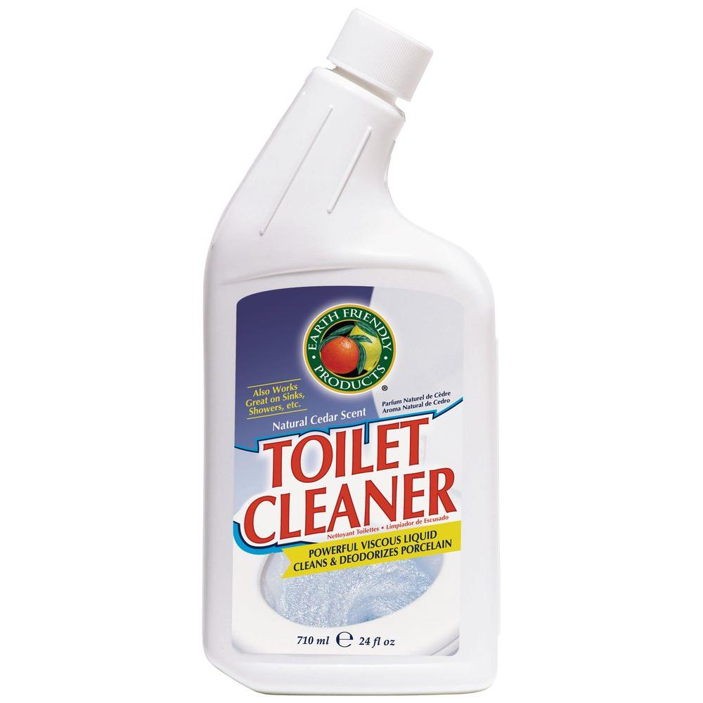 Bathroom Cleaners Cleaning Supplies The Home Depot - Household bathroom cleaners