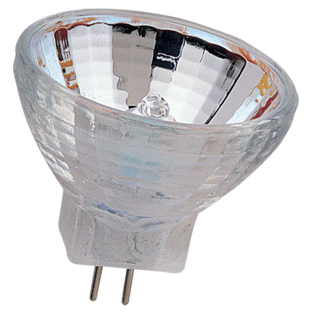 50-Watt Halogen MRC16 GU5.3 Bi-Pin Clear Accent Light Bulb