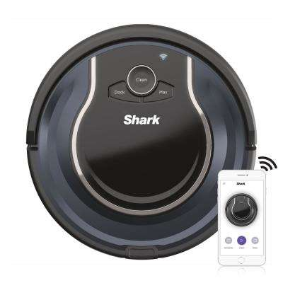 ION Robot Vacuum with Wi-Fi