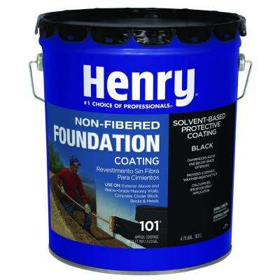 101 4.75 Gal. Unfibered Foundation Coat