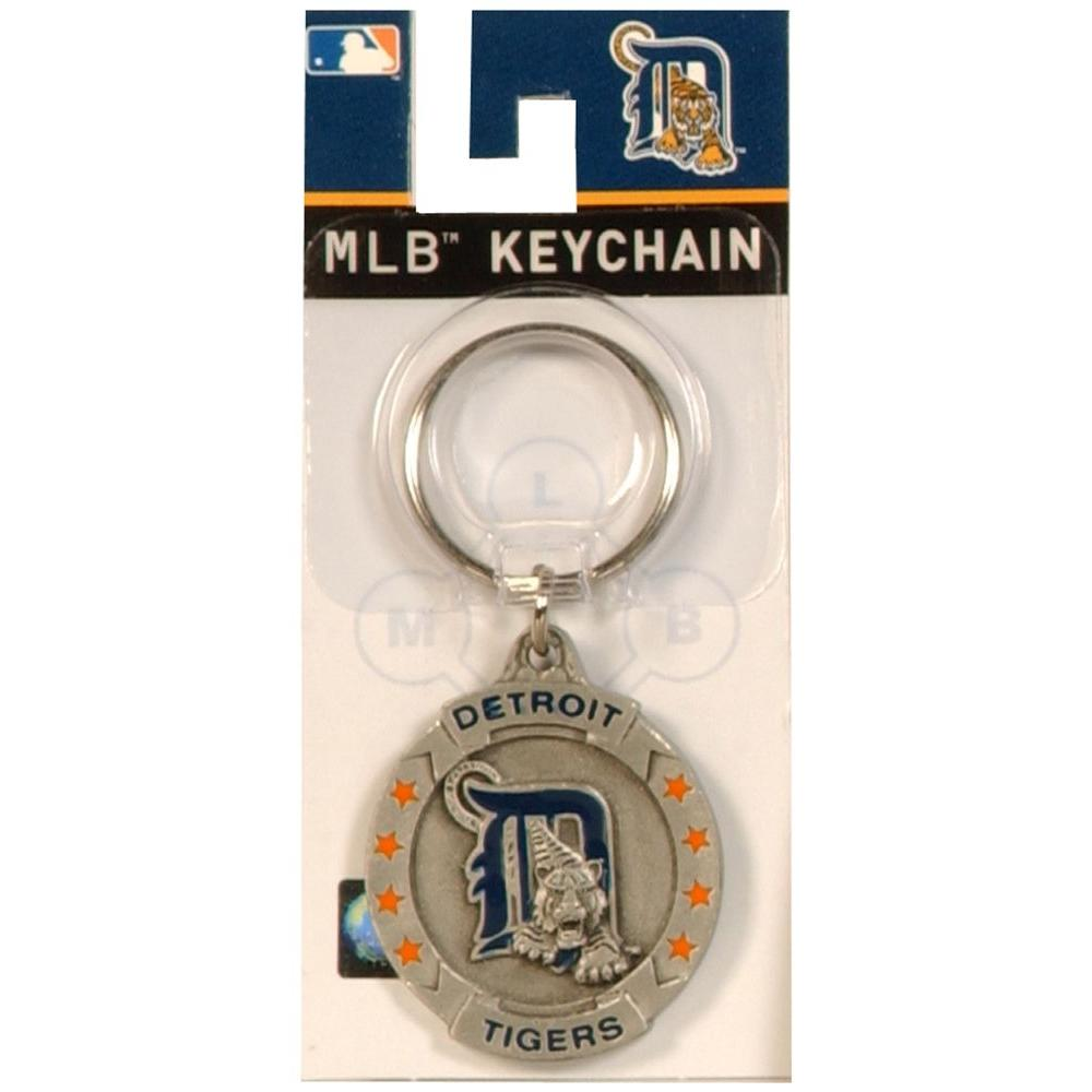 Detroit Tigers MLB Key Chain