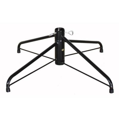 Puleo International Metal Tree Stand for 6.5 to 8 foot Christmas Tree