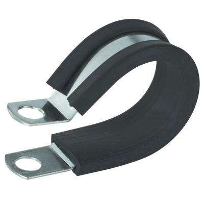 3/8 in. Rubber Insulated Clamp (2-Pack)