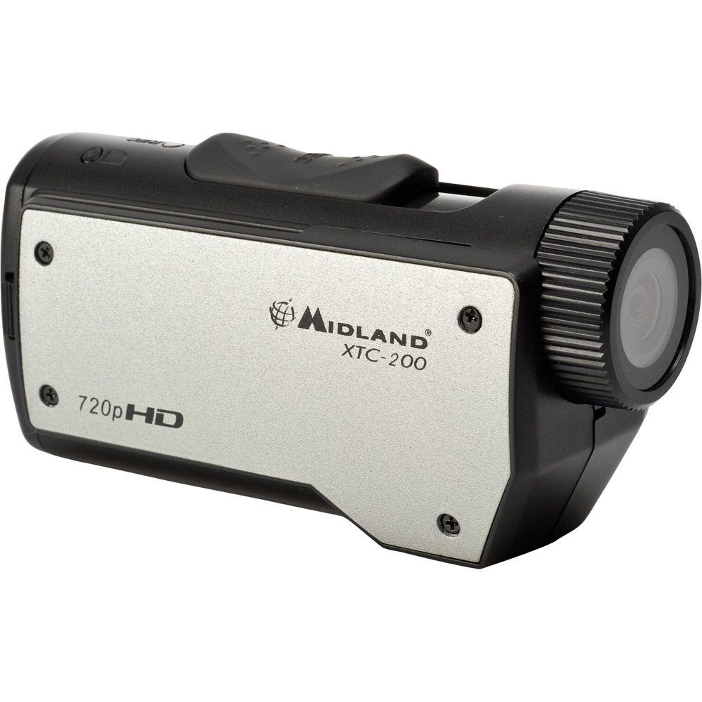 Midland Black Extreme Action Camera-DISCONTINUED