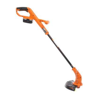 10 in. 18-Volt Ni-Cd Electric Cordless Grass Trimmer/Edger