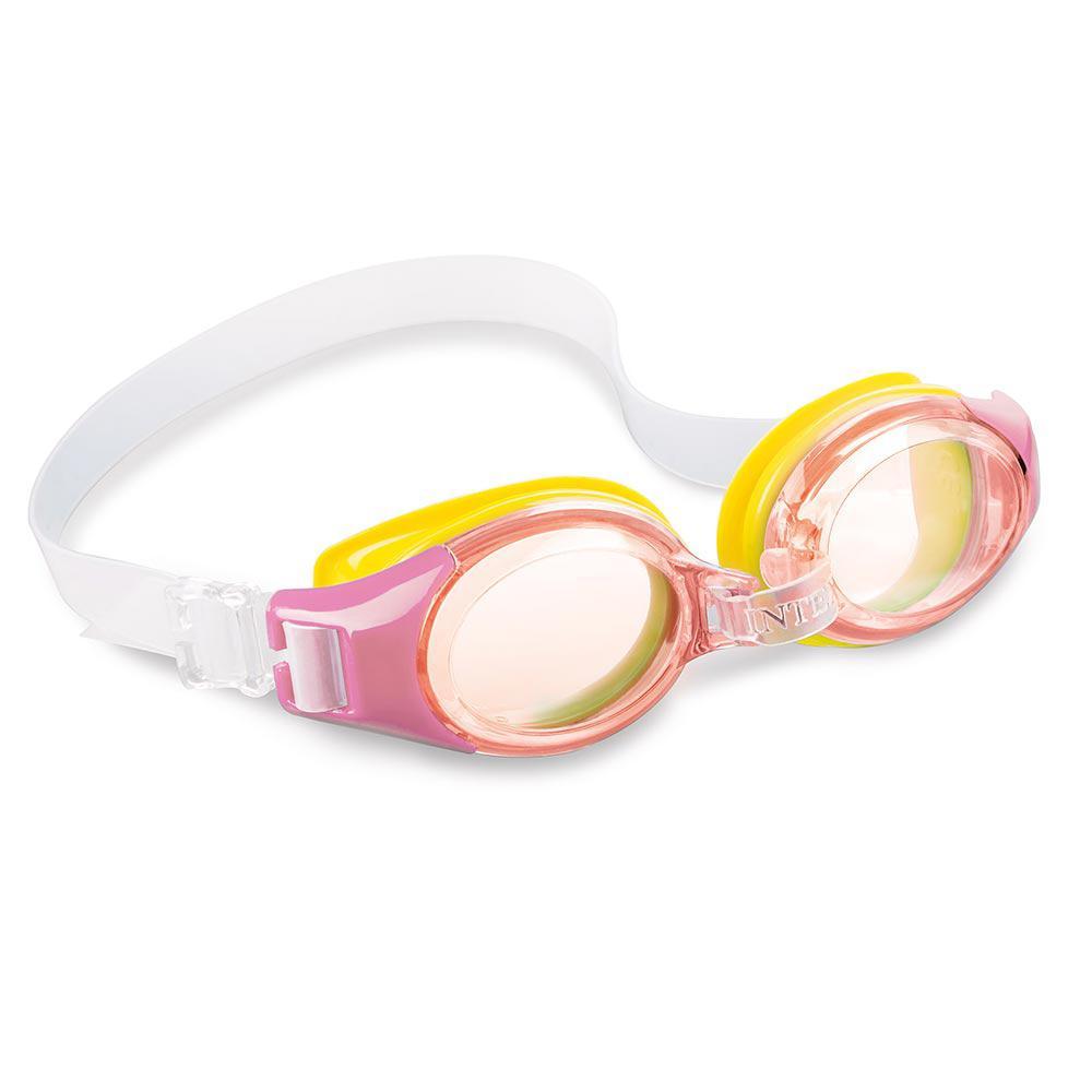 fd14775bdc9 Intex Junior Pink Goggles-55601E-P - The Home Depot