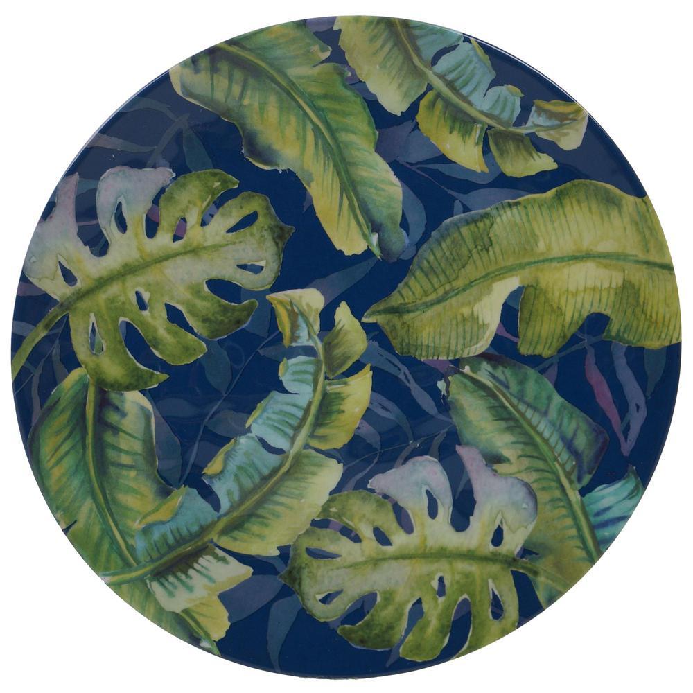 Tropicana Multicolor Dinner Plate (Set of 6)
