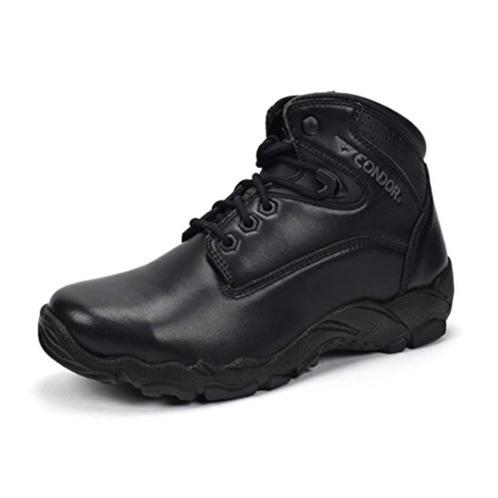 99f52f31447 CONDOR Men's 6 in. Black Size 10 E (US) Steel Toe Work Boot