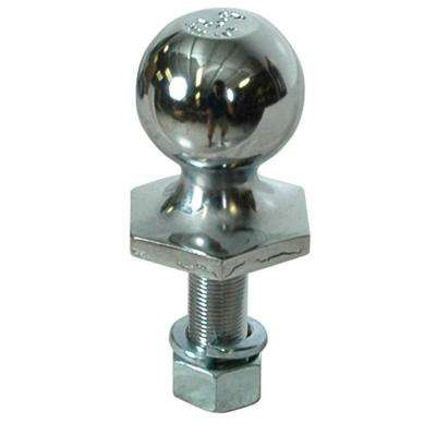 2 in. Steel Interlock Hitch Ball