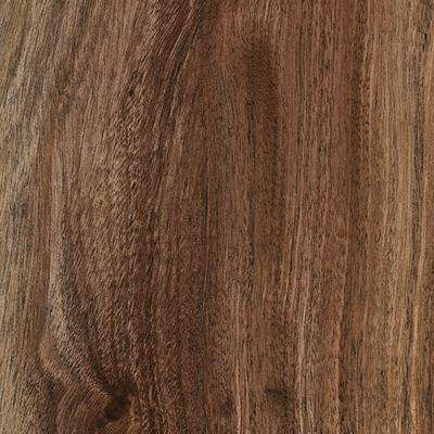 Noble Mahogany Grey 6 in. x 48 in. Luxury Vinyl Plank Flooring (19.39 sq. ft. / case)