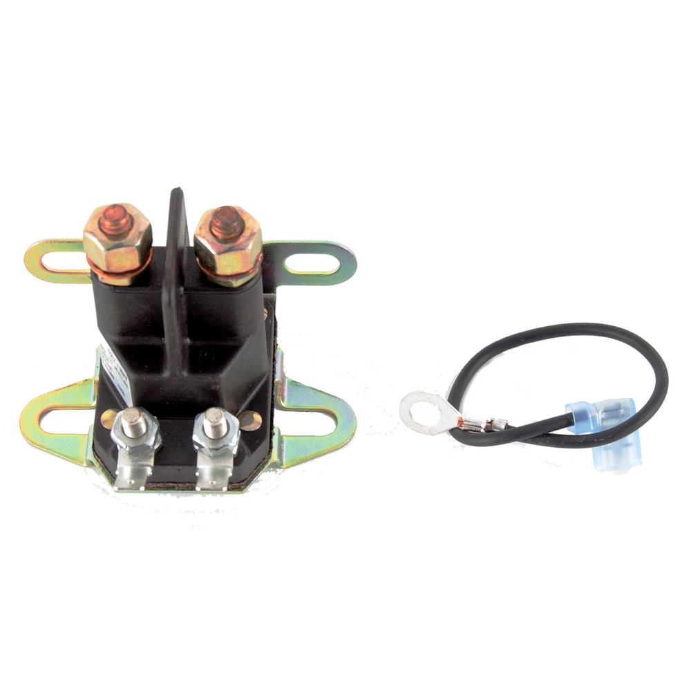 Arnold 12 Volt Universal Lawn Tractor Solenoid 490 250 0013 The 5 Hp Murray Riding Mower Wiring Diagram