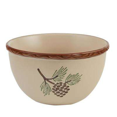 Pinecroft Tan Bowl (Set of 4)