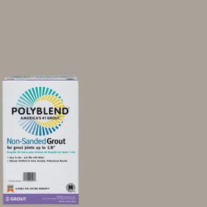 Polyblend #543 Driftwood 10 lb. Non-Sanded Grout